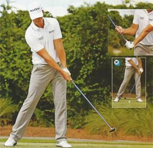 Time the perfect release - Practice drill split hands for a better release