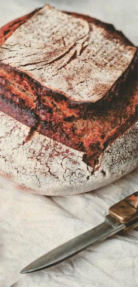 The 2014 Foodie Resolutions -Sourdough