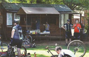 The entire Groenkloof experience is friendly to those who are new to mountain biking.