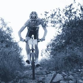 Cango Park Mountain biking