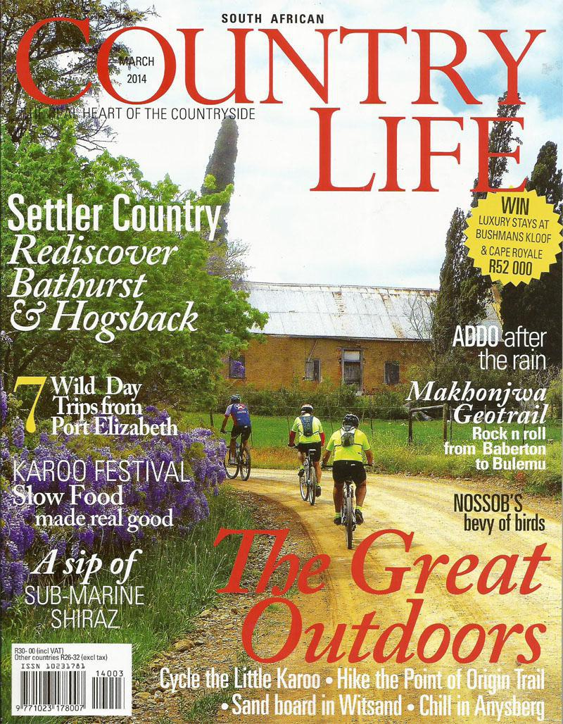 Country life March 2014
