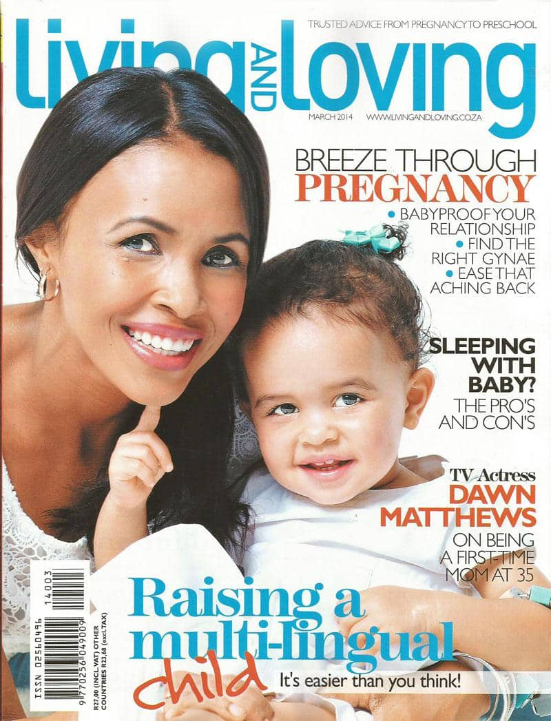 living and loving March 2014