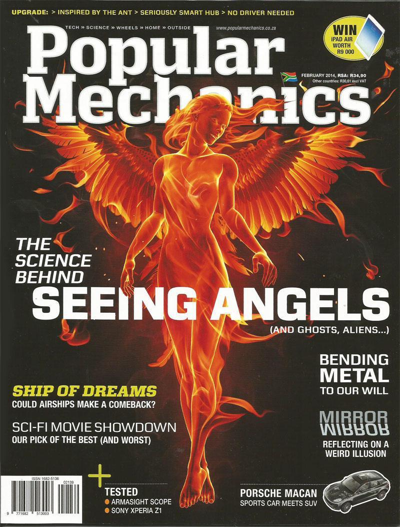 Popular Mechanics February 2014
