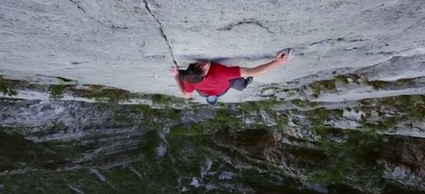 This is free climbing at its scariest Alex Honnold climb El Sendero Luminosos 700 metre cliff face without any ropes