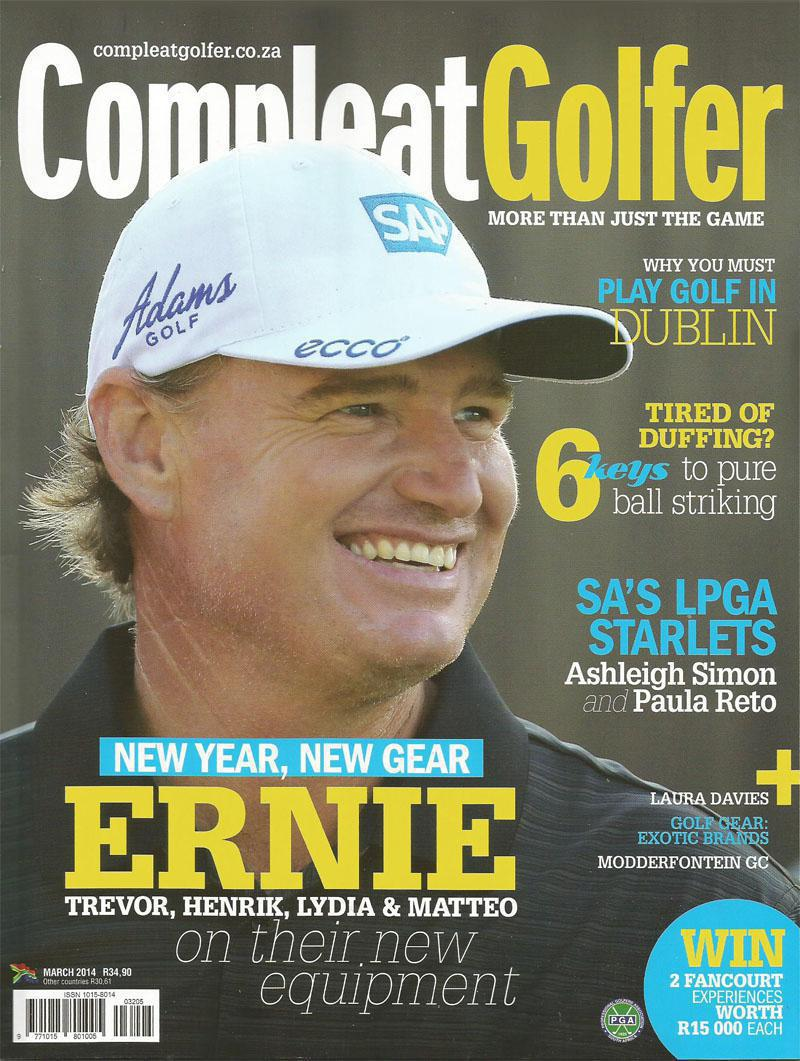 Compleat Golfer Tmb March 2014