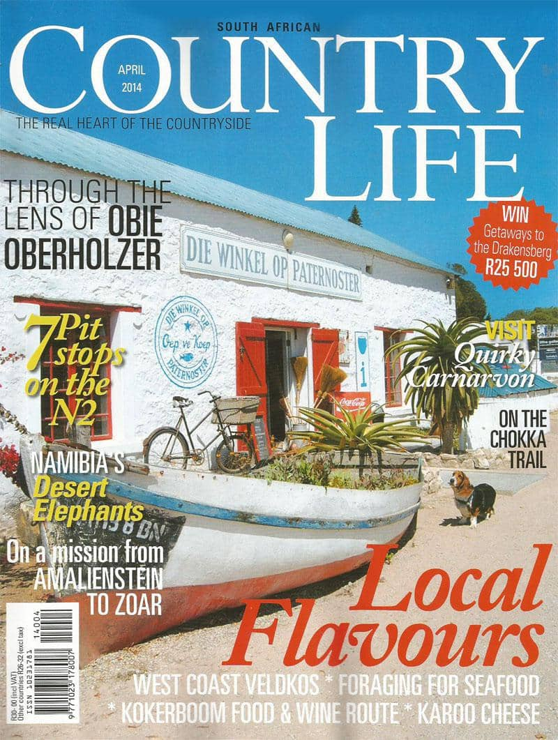 Country life April 2014