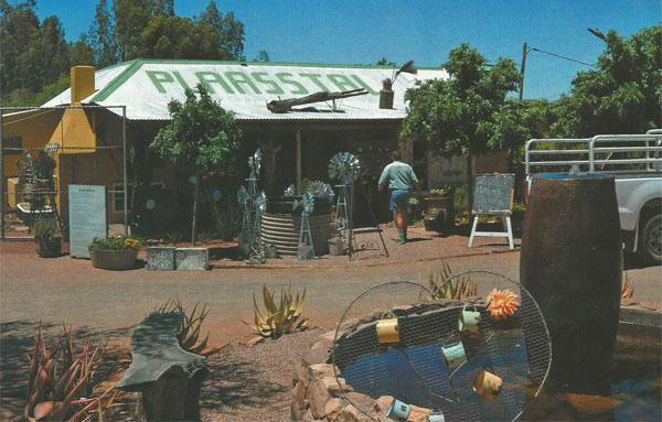 Great local produce is available at all the padstalle along the Kokerboom Food and Wine Route.