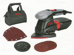Skil Fox 3-in-1 Multi Sander