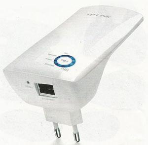 TP-Link Universal wireless N Range Extender