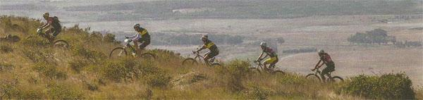Four thousand five hundred and eighty-three riders have completed this gruelling eight-day mountain bike stage race over the past 10 years