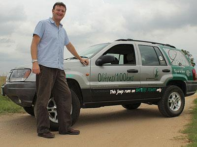 South Africa's Antony English has converted his Jeep Grand Cherokee to electric power and slashed his running costs to an amazing 12 cents per kilometre…