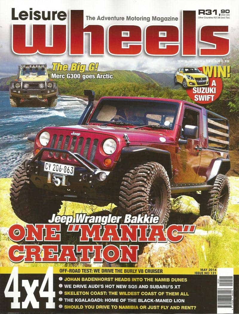 Leisure Wheels Tmb May 2014