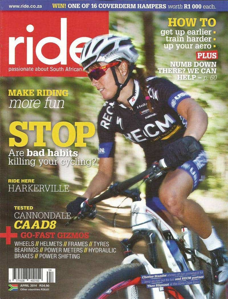 Ride April 2014