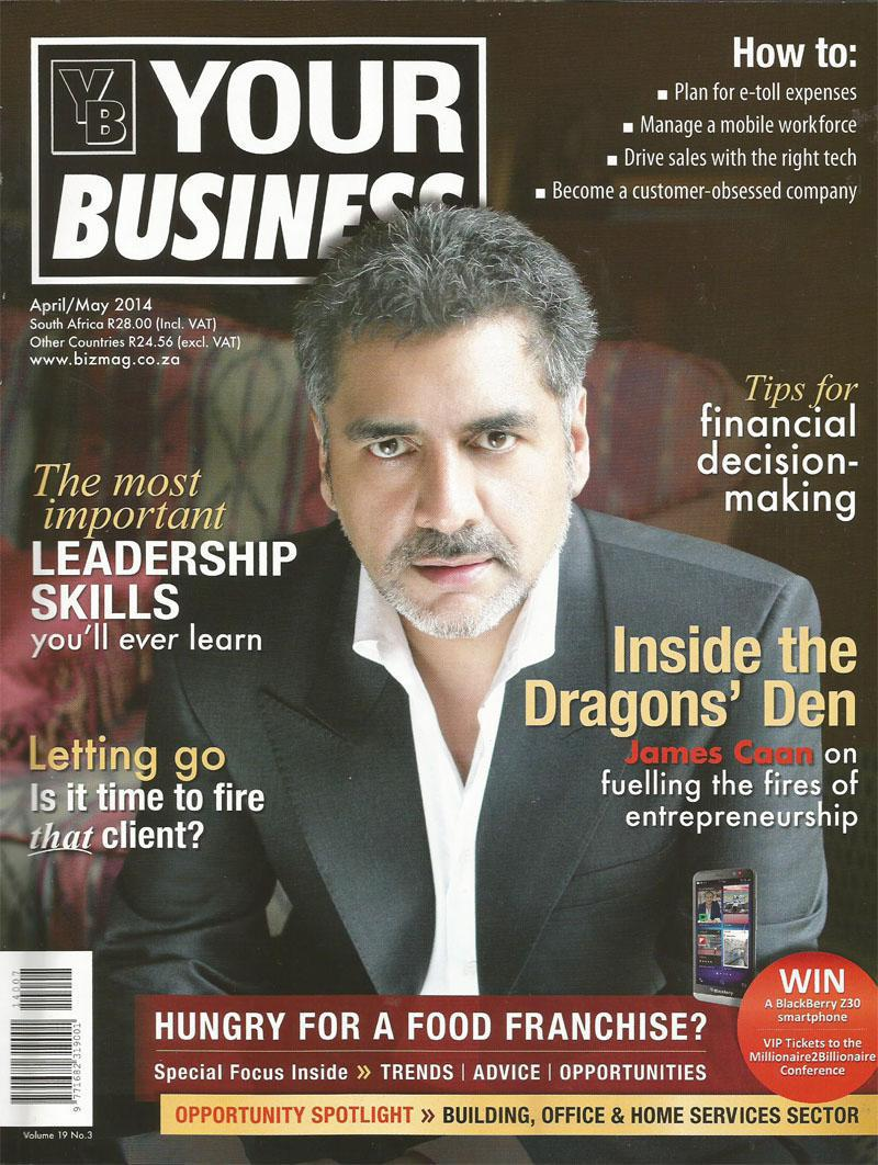 Your Business Magazine May 2014