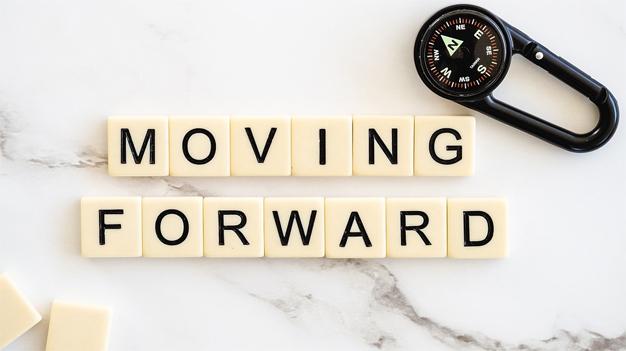 Take a step backward…