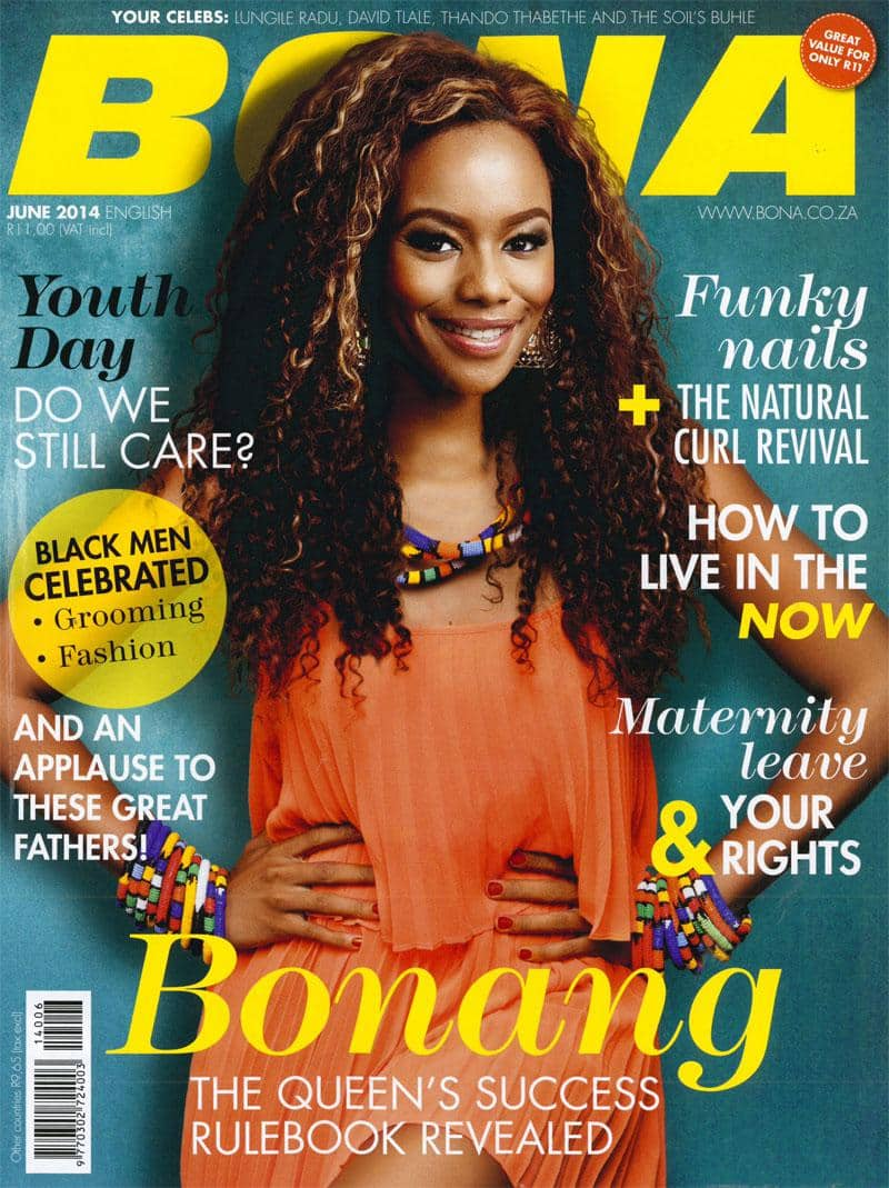 June 2014 Bona Magazine