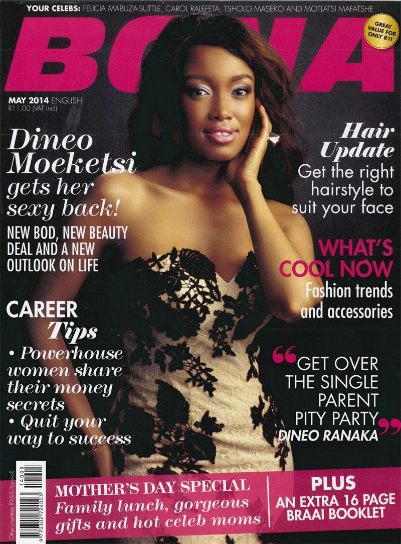 May 2014 Bona Magazine