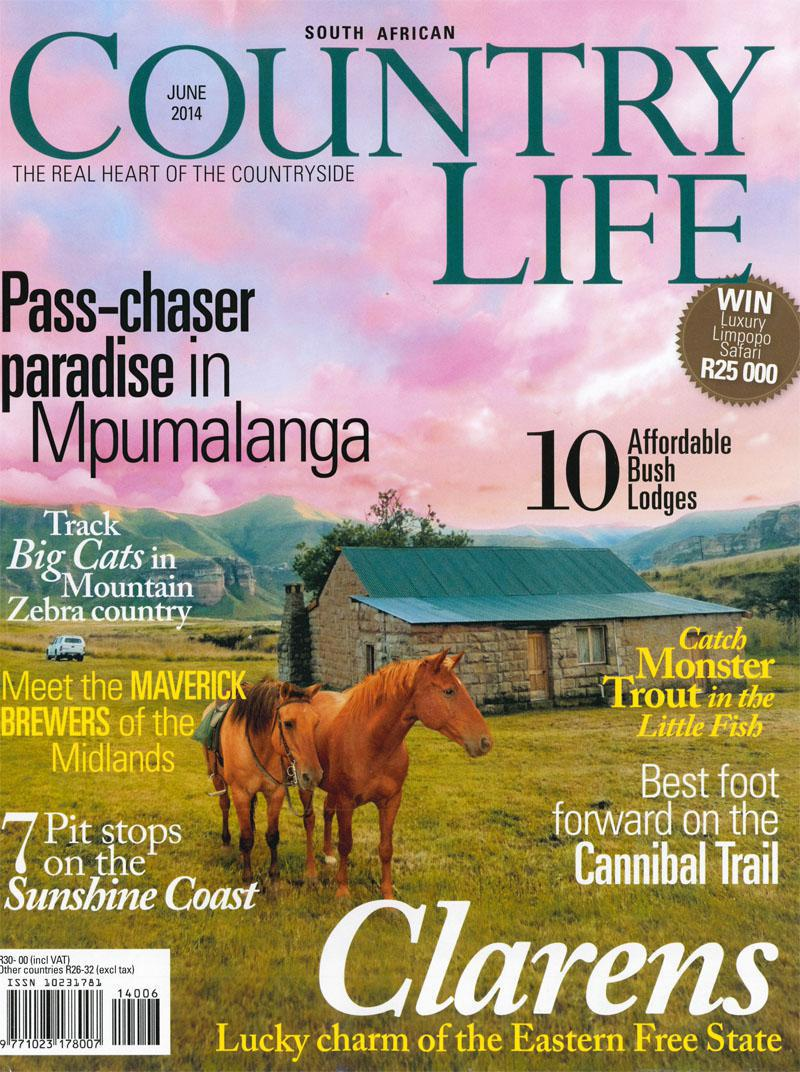 Country life June 2014