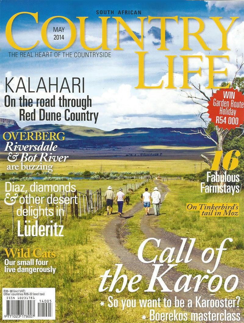 Country life May 2014
