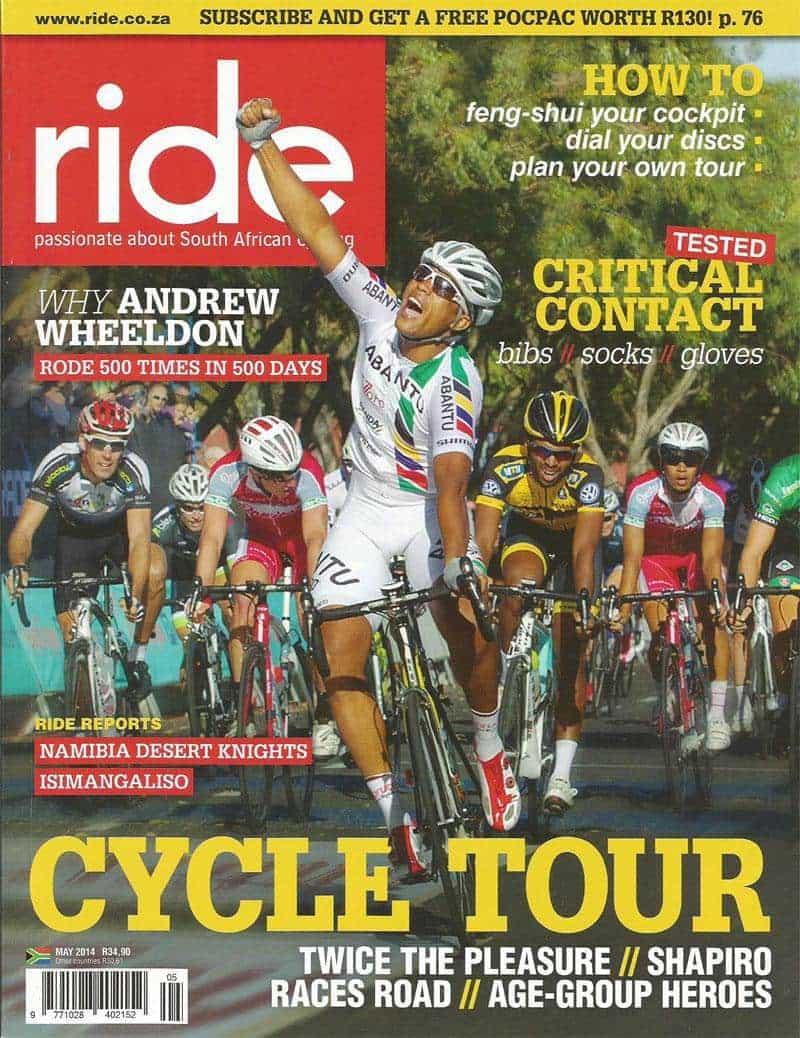 Ride May 2014