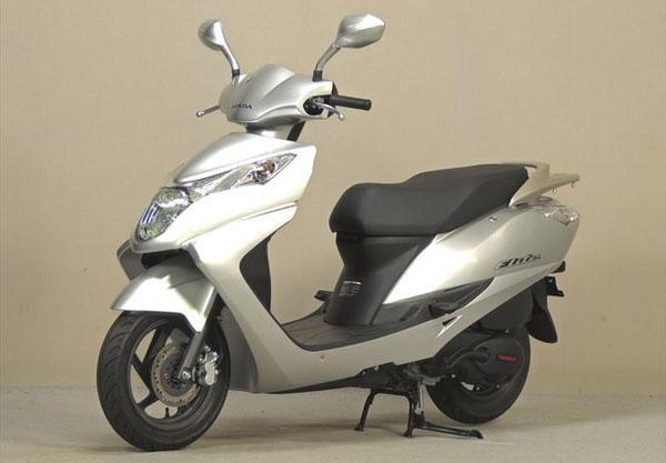 honda launches elite 125cc scooter south africa. Black Bedroom Furniture Sets. Home Design Ideas