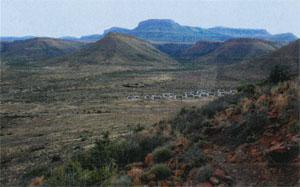 Karoo National Park Main Rest Camp Near Beaufort West