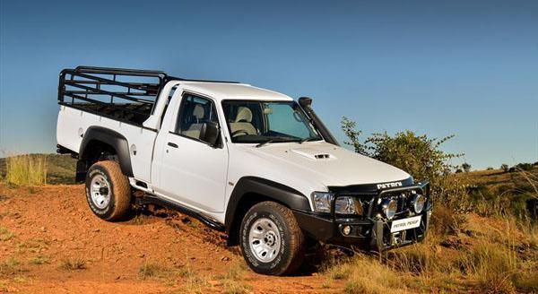 The new Nissan Patrol Pickup is an exciting addition to the Nissan LCV stable
