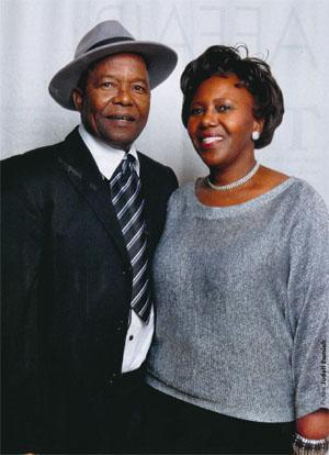 Noni and her husband, Levy Thom employ only family members in their business, Swift Travel and Tours.