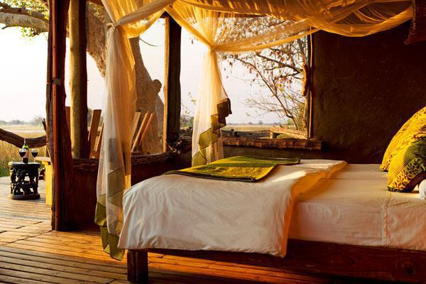 One of the many incredible views from the rooms at Mapula Lodge