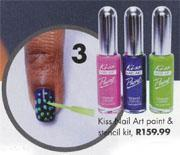 Step 3 - Add 3D decorations to your nails- Create polka dots
