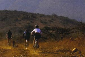 The 2013 ride raised R92 100 for iSiomangaliso Rare and Endangered Species Funds