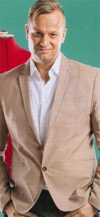 Werner Dey - Hy was een van die goue seuns van die modebedryf.