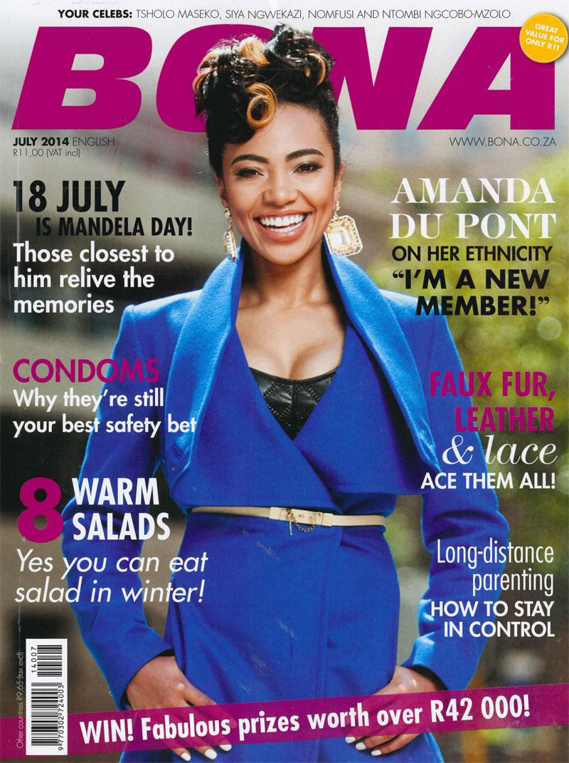 July 2014 Bona Magazine