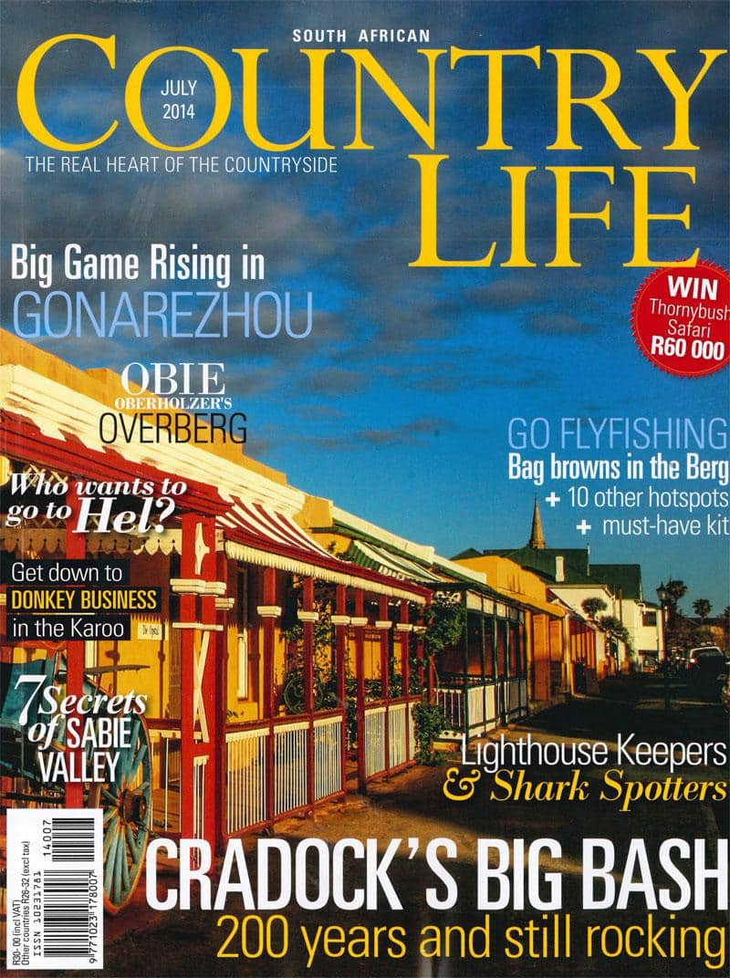 Country life July 2014