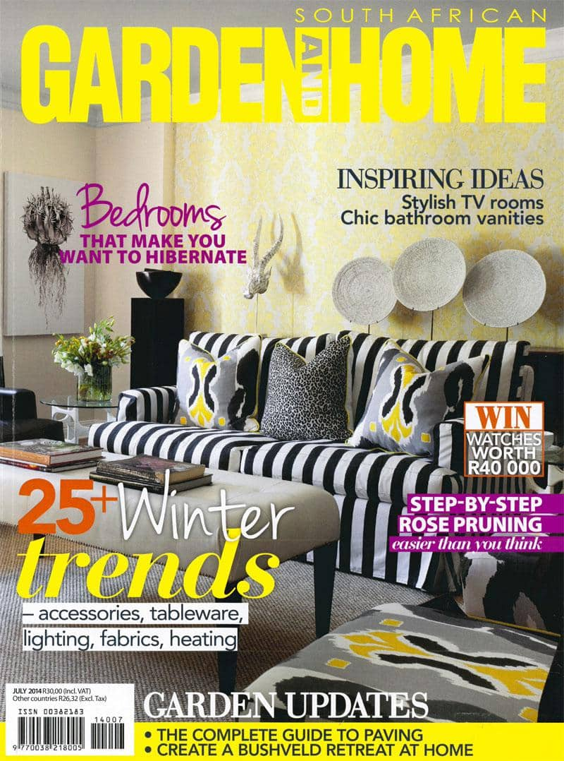 garden and home July 2014