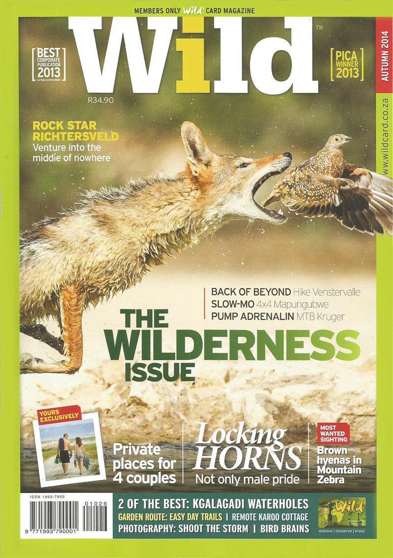 wild magazine autumn 2014