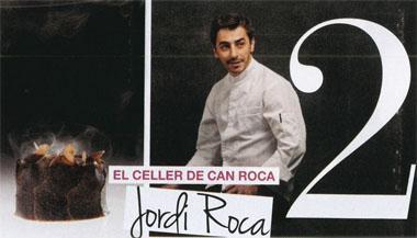 El Celler De Can Roca - Jordi Roca