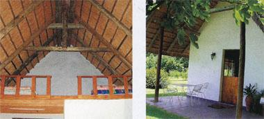 Wild Forest Inn is the ideal hideaway from which to explore this scenic and historical area, which includes the little towns of Sabie, Graskop and Pilgrim's Rest. Cosy and secluded, this self-catering chalet accommodates families of up to four
