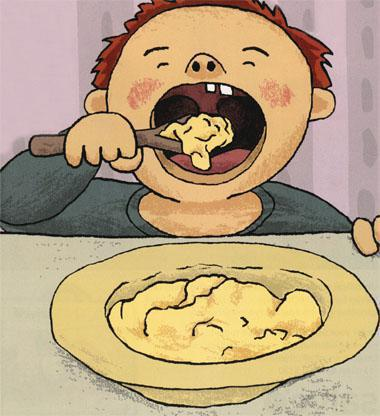 Baby's is a picky eater - Don't panic