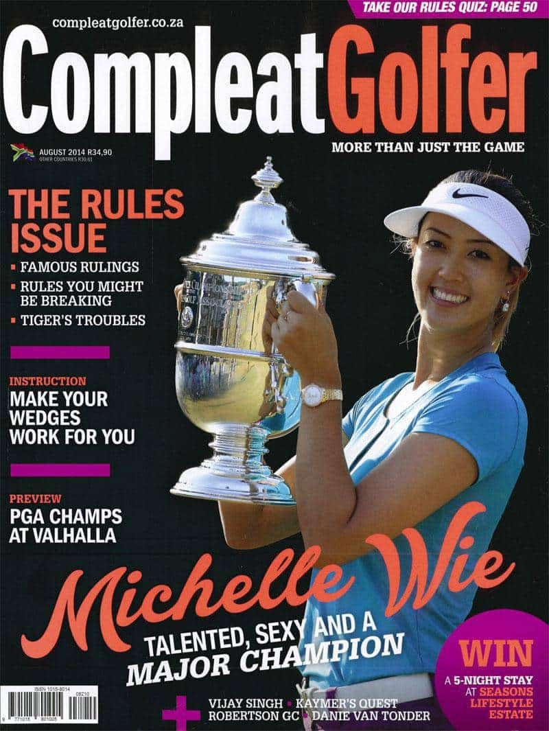 Compleat Golfer Tmb August 2014