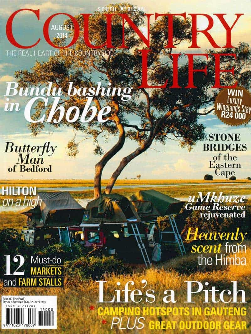 Country life August 2014