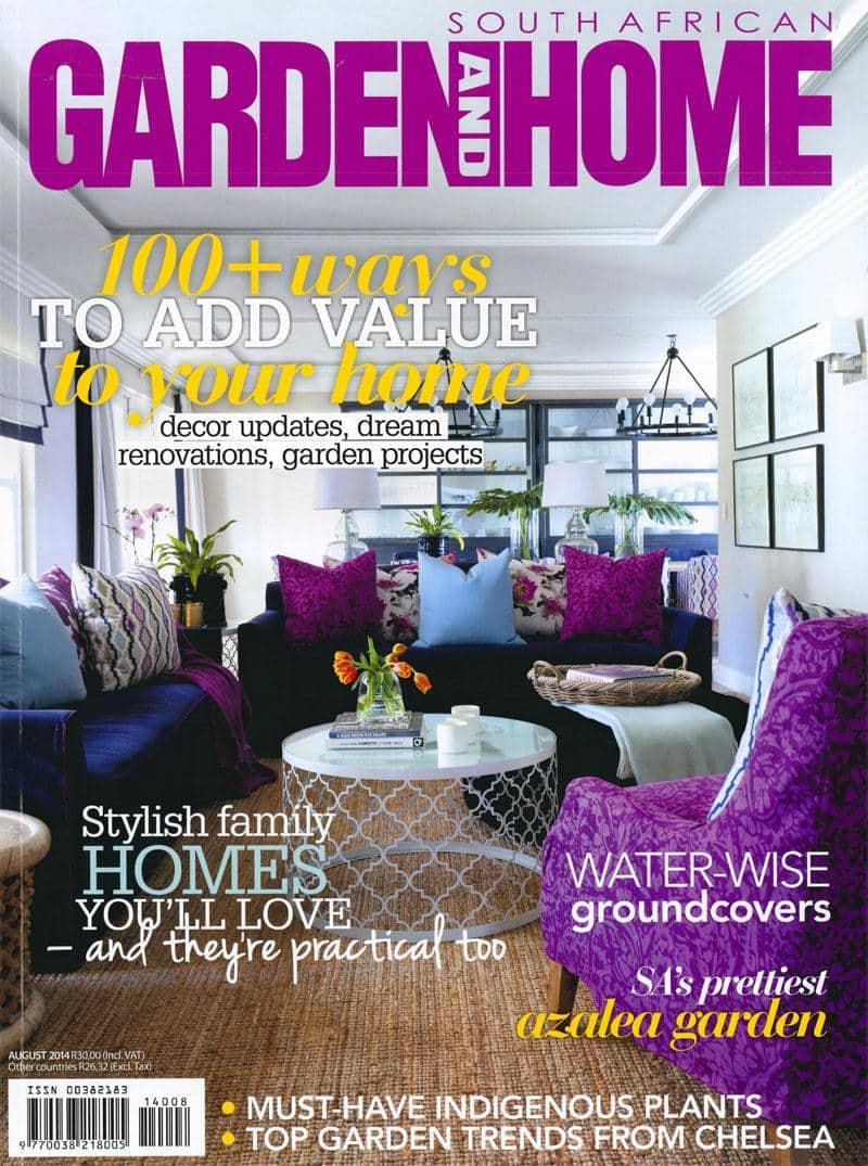 garden and home August 2014