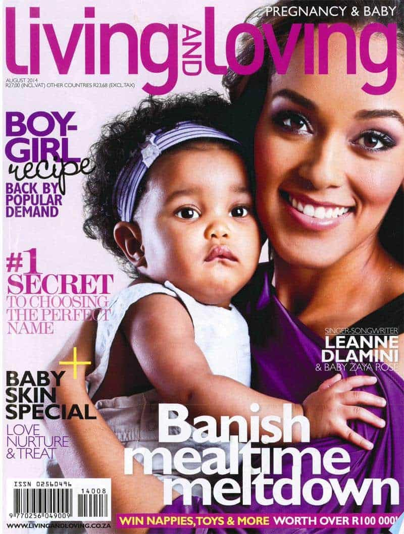 living and loving August 2014