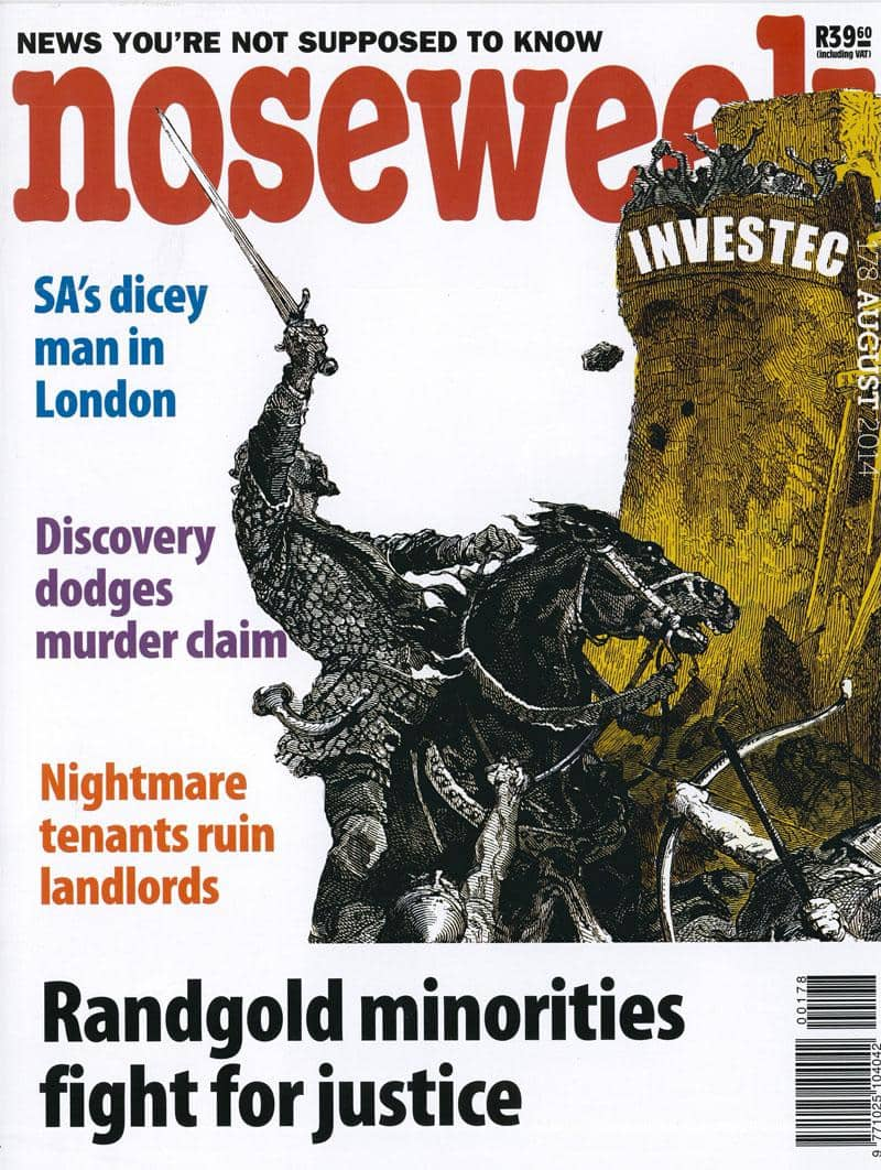 noseweek August 2014