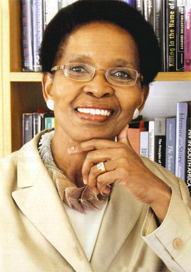 Gobodo-Madikizela as a clinical psychologist, a member of the Truth and Reconciliation Commission