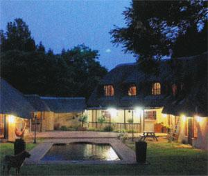 """Rural properties have wonderful gardens, modern properties more structured gardens"
