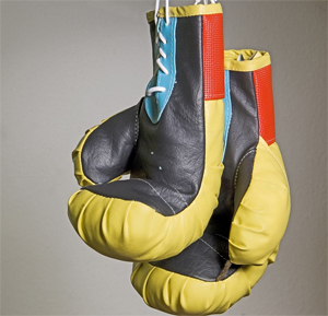 TIPS for when the gloves come off