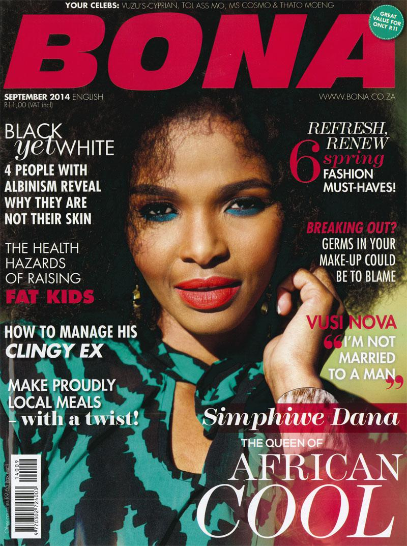 September 2014 Bona Magazine
