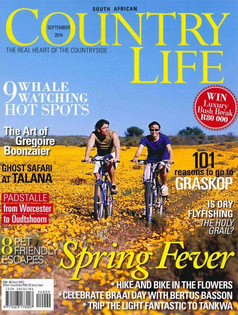 Country life September 2014
