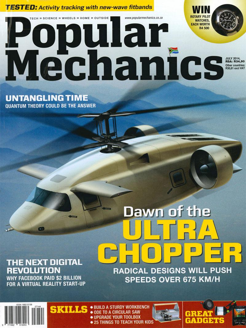 Popular Mechanics July 2014